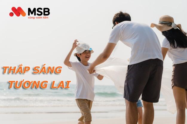 Hướng dẫn vay tiền MSB 2021