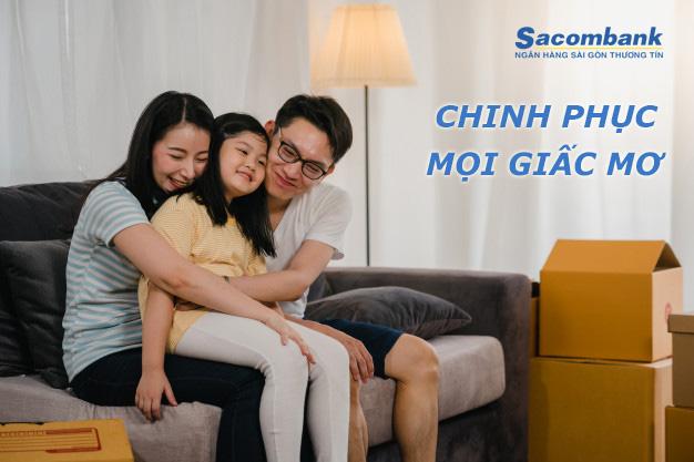 Hướng dẫn vay tiền Sacombank dễ dàng