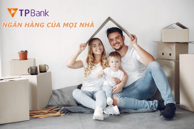 Hướng dẫn vay tiền TPBank 5/2021