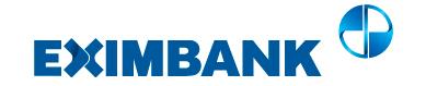 Hướng dẫn vay tiền EximBank 2021