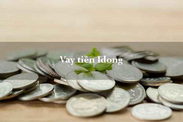 Vay tiền Idong qua app