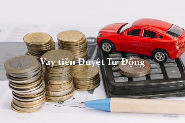 Vay tiền Duyệt Tự Động bằng CMND